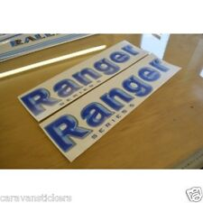 BAILEY Ranger - (SERIES 5) - Caravan Side Name Stickers Decals Graphics - PAIR