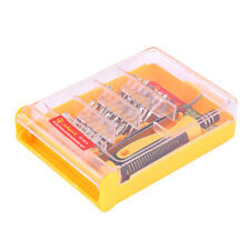 32 in 1 Precision Hardware Screw Driver Tool Sets Portable Screwdriver Kit WA