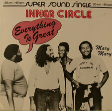 """INNER CIRCLE EVERYTHING IS GREAT 12"""" MAXI SINGLE (h319)"""