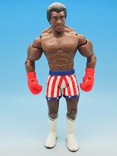 "Rocky - Apollo Creed - First Fight Pre-Fight (2006 Series 1) 7"" Action Figure"