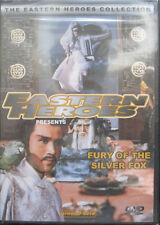 Kung Fu - Martial Arts - Meng Fei - FURY OF THE SILVER FOX - DVD