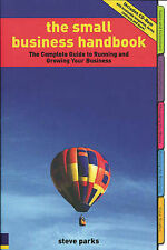 The Small Business Handbook by Steve Parks (Mixed media product, 2005)