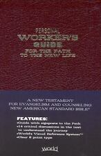 NASB Personal Worker's Guide: for the Path to the New Life, Thomas Nelson, Good