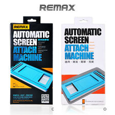 Automatic Screen Attach Machine Protector Repair For Smartphone iPhone up 5.8''