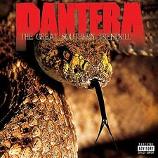 PANTERA - THE GREAT SOUTHERN TRENDKILL (20TH ANNIVERSARY EDITION)  2 CD NEU