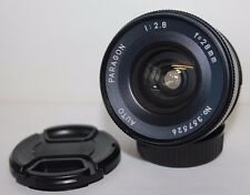 MINOLTA MD Paragon  28mm F2.8 Wide Angle Lens for X300 X500 X700 etc