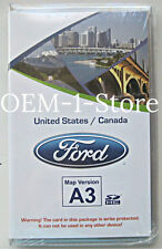 2013 FORD TAURUS MYFORD TOUCHSCREEN FLM NAVIGATION DATA SD CARD MAP A3 US CANADA