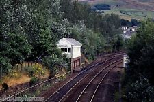 Diggle Junction Signal Box Manchester 2005 Rail Photo