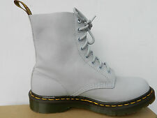 Dr Martens Pascal Chaussures Femme 40 Virginia Blue Bottes Montantes UK6.5 Neuf