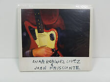 Omar Rodriguez Lopez John Frusciante CD New Mars Volta Red Hot Chili Peppers