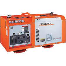 Kubota GL1100 - 11,000 Watt Lowboy II Series Industrial Diesel Generator