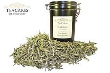 Two Doves  White Tea Silver Needle Speciality Loose Leaf 50g Gift Caddy Quality