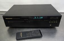 Vintage de Alta Fidelidad CD Player Marantz Disc player 74 CD 62/02b + mando ~ 1991