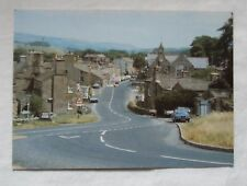 Walter Scott Colour Series Postcard - MAIN STREET, HAWES, WENSLEYDALE, YORKSHIRE