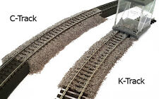 "Proses BS-H0K-01 NEW H0 SCALE BALLAST  SPREADER   FOR MÃ""RKLIN K & CTRACK"
