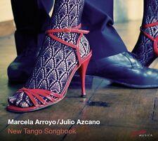 MARCELA & AZCANO,JULIO ARROYO - NEW TANGO SONGBOOK  CD NEU