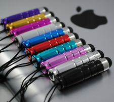10pcs Mini Universal Touch Screen Stylus Pen For All iPhone,Mobile Phones,iPad