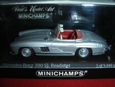 MERCEDES-BENZ 300 SL ROADSTER 1959 by  MINICHAMPS 1/43 400039030