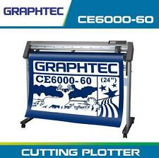 "Graphtec Cutting Plotter CE6000-60 with stand, 24"" (60 Cms) USA Seller"