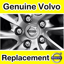 Genuine Volvo XC60 (16-) Hub Cap Kit/Wheel Centre Kit (Silver)