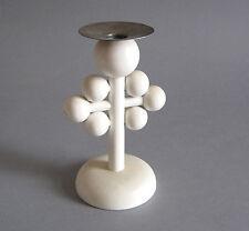 Aarikka Finland Kerzenhalter Holz 60er 70er Jahre Design Finnland Candle Holder