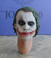 1/6 Hot Toys - DX 11 - Dark Knight Joker 2.0 - Heath Ledger PERS Head Sculpt New