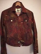 Vivienne Westwood Anglomania Denim Jacket UK8/10