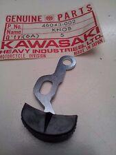 NOS KAWASAKI MT1 KV75 KV 75 G3 G2 F3 F4 W2 - LIGHTING SWITCH CONTROL KNOB RH