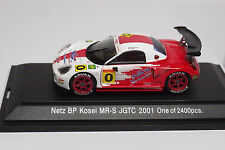 EBBRO NETZ BP KOSEI MR-S JGTC 2001 1:43