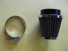 28 mm Sport Luftfilter Powerfilter Auto Motorrad
