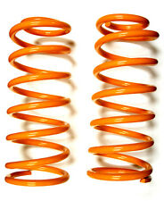 Toyota Hilux Surf KZN185 3.0TD Rear Coil Spring Pair (96-01) - NEW 20% UPRATED