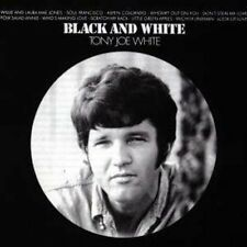 TONY JOE WHITE Black And White Vinyl LP (11 Tracks) NEW & SEALED Scorpio Label