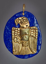 Ancient Graeco - Scythian Gold Eagle Pendant