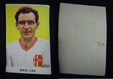 ***CALCIATORI ED. LAMPO 1958/59*** N. 144 MARI (PADOVA)