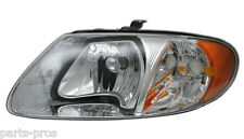 New Replacement Headlight Assy LH / FOR 2001-07 CARAVAN VOYAGER & TOWN & COUNTRY