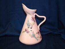 Hull Pottery Serenade Pink Ewer Pitcher