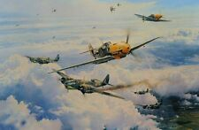 ROBERT TAYLOR Most Memorable Day AP Adolf Galland Me109 JG-26 & Spitfire 303 Sq