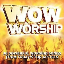 WOW Worship: Yellow [Bonus Tracks] by Various Artists (CD, Mar-2003, 2 Discs,...