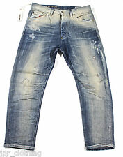 BRAND NEW DIESEL NARROT 811A JEANS 28X32 0811A REGULAR CARROT FIT CROPPED LEG
