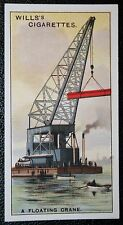 Mersey Docks and Harbour Board Floating Crane   Mammoth    Vintage Picture Card