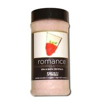 Spazazz Set the Mood Spa Cocktail Fragrance Crystals - 17oz Strawberries/Champag