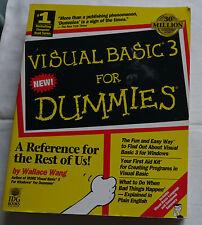 Lote de 3 libros en Visual Basic