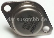 1 PZ. 2n3773 2n3773g on/Motorolla NPN transistor 140v 16a to3 NEW