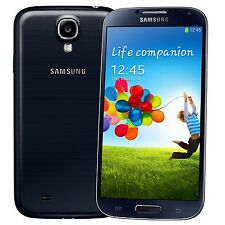 New Samsung Galaxy S4 GT-I9500 16GB Black Unlocked International Smartphone 13MP