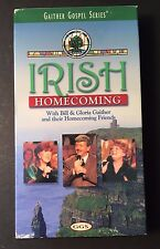 Bill & Gloria Gaither Friends (VHS 2000) GAITHER GOSPEL SERIES, IRISH HOMECOMING