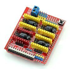3D Printer CNC Engraver Shield V3 A4988 Driver Stepper Motor für Arduino
