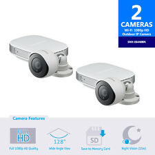 SNH-E6440BN - 2-Pack Samsung SmartCam HD Outdoor Full HD 1080p WiFi Camera