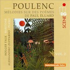 Mélodies sur des poèmes de Paul Éluard, New Music