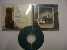 ANDRU DONALDS Andru Donalds – 1995 Japanese CD + Bonus Tracks – Electronic Pop