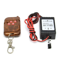 12V Wireless Remote Control Module W/Strobe For Car Lamp Light LED Strips